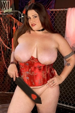 Angel Sin - Solo BBW photos