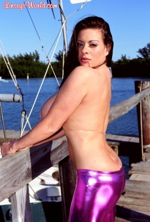 Linsey Dawn McKenzie Liquid Metal linseysworld.com