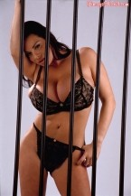 Linsey dawn mckenzie - caged! Caged! Is this the new, standard-outfit prison uniform If yes, where do we go to commit a crime We're up for some serious littering. You never hear about prison undercrowding or inmates desiring more cellmates, but with enough prisoners like Linsey Dawn, we believe crime rates would...skyrocket. Think of all those curvy women-in-prison movies you saw in the '70s, '80s and '90s with such hot chicks as Linda Blair, Sybil Danning, Dyanne Throne, Tanya Roberts, Michelle Bauer, Pam Grier and Wendy Williams. Linsey Dawn could definitely rule Cell Block HH. Even Ilsa The Wicked Warden wouldn't have been able to tame LDM. You can see the title on the theater marquee now: The Big-Boobed Bird Cage. Or something like that. But don't worry about Linsey. She busted out so she could shoot more pictorials.See More of Linsey Dawn McKenzie at LINSEYSWORLD.COM!.