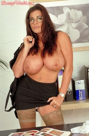 Linsey Dawn McKenzie The Sexecutive linseysworld.com