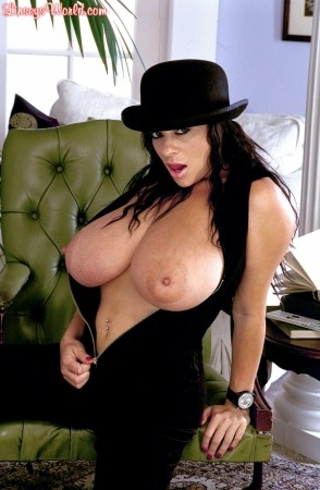 Linsey Dawn McKenzie The Glad Hatter linseysworld.com