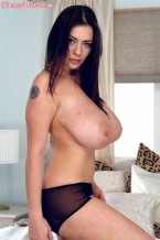 Linsey dawn mckenzie - tits n bits. Natural tits N Bits Ultimate Linsey reviewed by Bono-One on Adultdvdtalk.com:Here we go with the second SCORE DVD I've gotten my hands on and this one stars the beautiful Linsey Dawn McKenzie, and folks, this woman is blessed with two fully grown tits of the highest order! These are virtual planetoids, to borrow the Mike Myers term! I totally dig her accent and it really aids in the turn-on for me, along with those fabulous tits. So let's hit some highlights for each scene. Alone in London: This first scenario finds Linsey getting the finishing touches done with her makeup. She turns to face us and lets us know to stop wanking, at least until the scene itself starts. The accent is so thick here. I love it. We next find Linsey slumbering on the bed dressed all in black. Slowly she turns over and the tits are pulled out, one by one. The sheer size of them is impressive to me, almost too voluminous but, again, I'm really immersing myself in the love of voluminous tits and Linsey has a lot to love. There is plenty of squeezing done to those melons and a healthy dose of self-nipple licking is done also during this bit of solo tease. Linsey eventually gets naked and we get to see her sit up and shake those voluminous tits about while also continuing the fine nipple licking. That about covers this first bit of warm up. A Time for Shagging: Our next scene again features Linsey but this time she's taking on some cock as well as playing with those huge tits. This was also her first bit of on-camera time with a guy. So we start with Linsey introducing the scene and then it's off to the bedroom where Linsey is again dressed in black and using a toy. She gets her motor humming down below and she's quickly joined by her man. In short order, she's whipped out his cock. He gets his first of many tastes of her tits and, moving down, he snacks on her cunt as well. The sex is obviously highlighted by the reverse cowgirl position, along with doggie, 