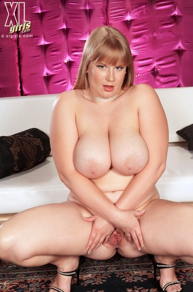 Destiny Rose - Solo BBW photos