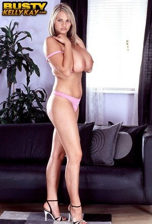 Kelly Kay - Solo Big Tits photos