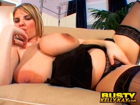 Kelly Kay - Solo BBW video