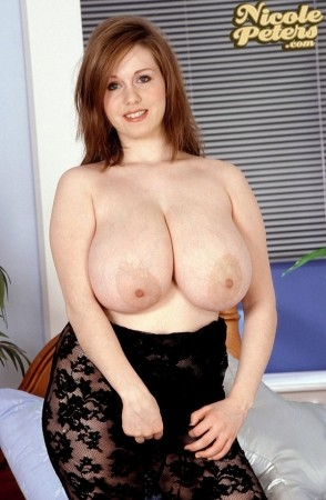 Nicole Peters Boobs & Black Lace nicolepeters.com