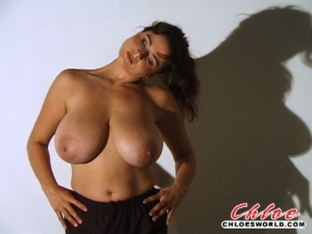 Chloe Vevrier - Solo Big Tits video