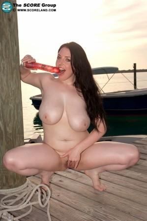 Angela White - Solo Big Tits photos thumb