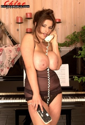 Chloe Vevrier The Erotic Piano chloesworld.com
