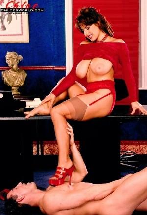Chloe Vevrier - XXX Big Tits photos thumb