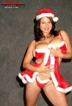Chloe vevrier - christmas special. Christmas Special If Santa had a wife like Chloe, he would be too busy to fly around the world on Xmas eve.See More of Chloe Vevrier at CHLOESWORLD.COM!