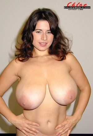 Chloe Vevrier - Solo Big Tits photos