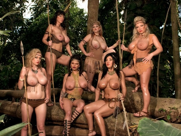 Daylene Rio Attack Of The Mamazons!