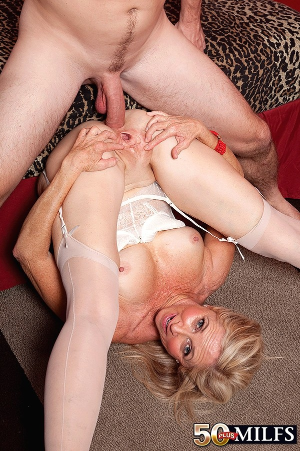 50 year old plus milfs anal