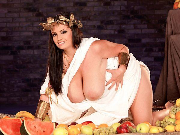 Arianna Sinn Arianna, Goddess Of Big Tits