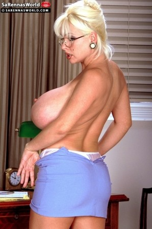 SaRenna Lee - Solo Big Tits photos