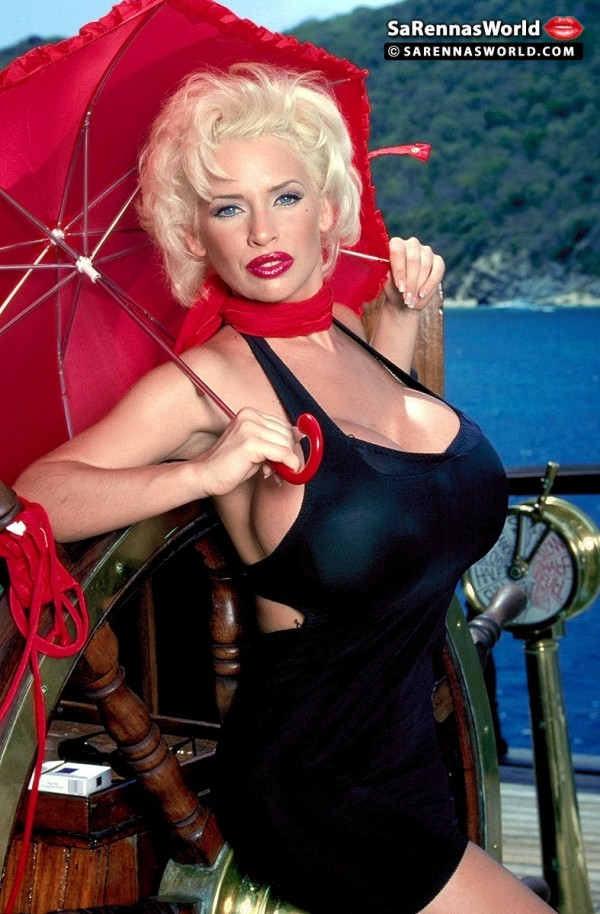 SaRenna Boob Cruise 95'
