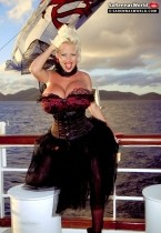 Sarenna lee - boob cruise at night. Boob Cruise At Night The year: 1998. The vessel: The Star Clipper. The event: The voyage of the 4th Boob Cruise. SaRenna is, as you will see, dressed to kill as only she can. This is an extremely rare, excited photo series from the SCORE Archives. Night was approaching rapidly. Photographer Peter Wall had to shoot quickly and SaRenna had to pose just as fast. And then they went off to a tiny full course dinner with the rest of the Boob Cruisers! Yes, SaRenna made one hell of an entrance into the ship's luxurious dining room.See More of SaRenna Lee at SARENNASWORLD.COM!
