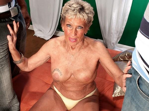 Sandra Ann Granny Gets Two!