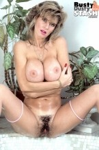 Busty Dusty - Solo Big Tits photos