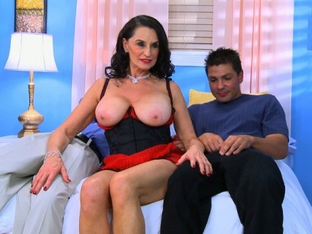 Rita Daniels - Interview Big Tits video