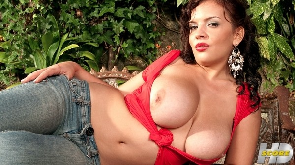 Lana Ivans Tight Jeans Tight Top scorehd.com