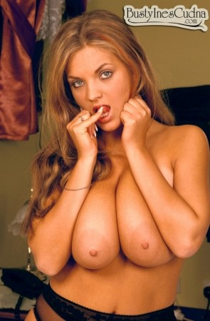Ines Cudna - Solo Big Tits photos