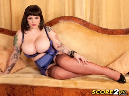 Dors Feline - Solo Big Tits video