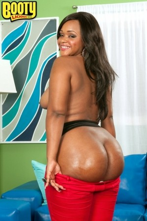 Gizelle Stallion - Solo Big Butt photos