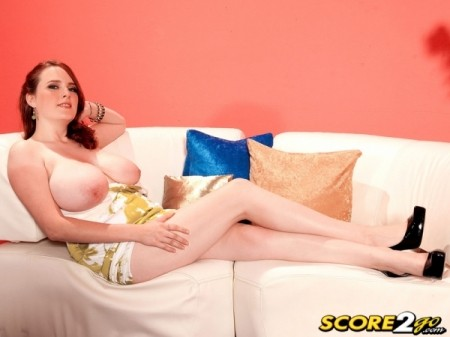Catt Green - Solo Big Tits video