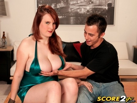 Catt Green - XXX Big Tits video