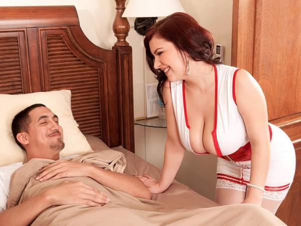 Lana Ivans The Cream-Filled Busty Nurse