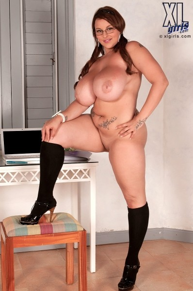 Terri Jane - Solo BBW photos