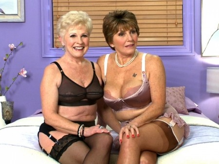 Bea Cummins - Interview Granny video