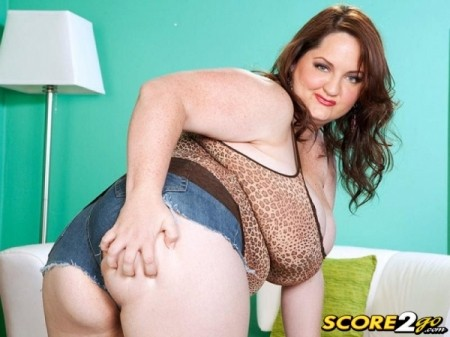 Danica Danali - Solo BBW video