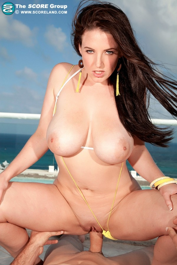 Angela White - XXX Big Tits photos