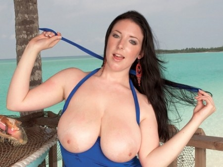 Angela White - Solo Big Tits video