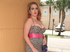 From girl-next-door to curvy porn star. From girl-next-door to