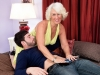 Jeannie Lou in Jeannie Lou relieves stress one suck at a time Horny old MILF slut whore naked and fucked