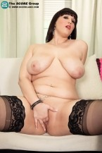 Angel DeLuca - Solo BBW photos