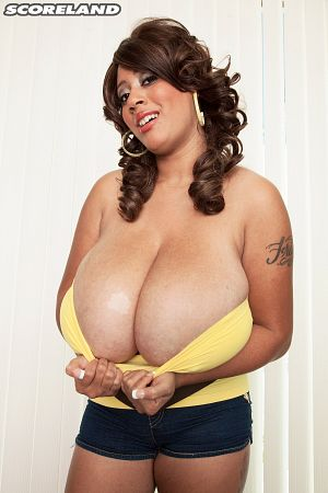 Roxi Red - XXX Big Tits photos
