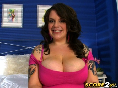 Marilyn Mayson - Interview Big Tits video