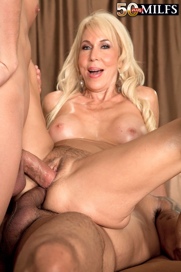 image Erica lauren and nina hartley share a cock