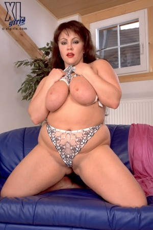 Anastasia - Solo BBW photos