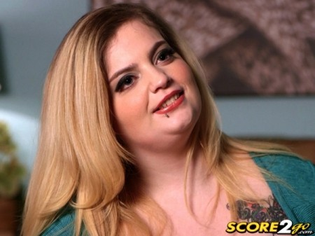 Sashaa Juggs - Interview BBW video