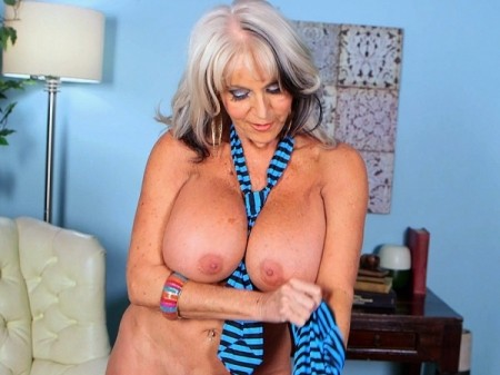 Sally D'Angelo - Interview Big Tits video