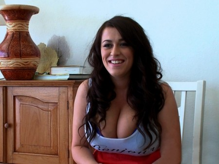 Leanne Crow - Interview Big Tits video
