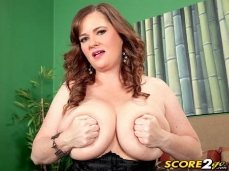 Gracie Blue - Solo BBW video