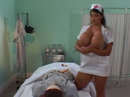 Big Titted Nurse Kerry Marie