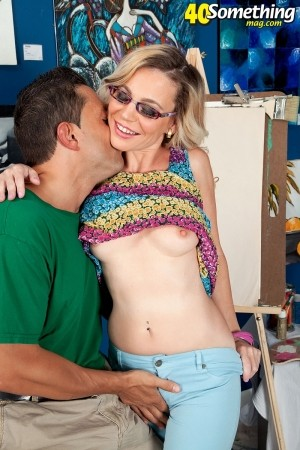 Diandra - XXX MILF photos
